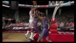 NBA Live 06 Gameplay Movie 8