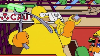 The Simpsons Arcade Game Official Trailer