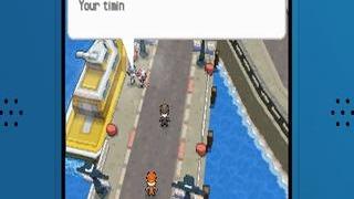 Pokemon Black/White Version Victini Trailer