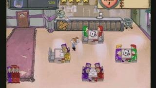 Diner Dash Gameplay Movie 1
