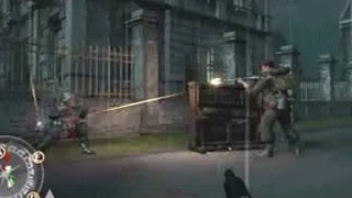 Call of Duty 2 Gameplay Movie 3