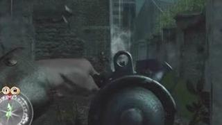 Call of Duty 2 Gameplay Movie 4