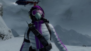 Himalayas - SSX Own the Planet Trailer