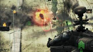 Ace Combat: Assault Horizon - Gameplay Trailer