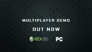 Crysis 2 - Multiplayer Demo Trailer