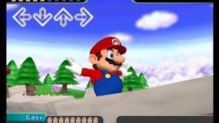 Dance Dance Revolution: Mario Mix Gameplay Movie 1