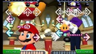 Dance Dance Revolution: Mario Mix Gameplay Movie 3