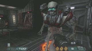 Doom 3: Resurrection of Evil Gameplay Movie 1