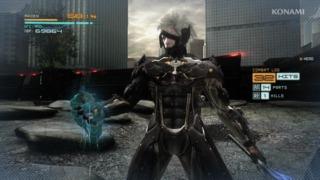 Metal Gear Rising: Revengeance - Zandatsu Trailer