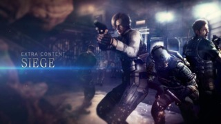 Resident Evil 6 Seige Mode Gameplay Trailer