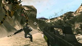 Starship Troopers Gameplay Movie 6