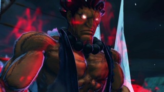 Street Fighter Character - Street Fighter X Tekken Trailer