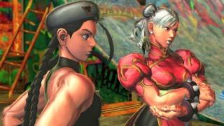 Street Fighter X Tekken Promo Trailer