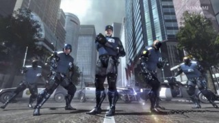 Metal Gear Rising: The Cyborgs