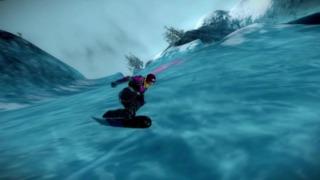 Siberia - SSX Region Gameplay Video