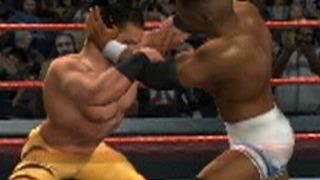 WWE SmackDown! vs. RAW 2006 Gameplay Movie 13