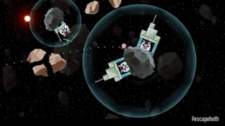 Angry Birds Star Wars - Escape from Hoth Gameplay Trailer