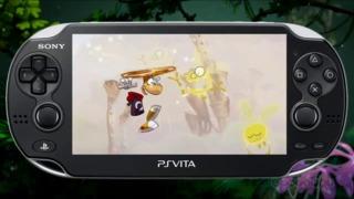 Rayman Origins Vita Launch Trailer