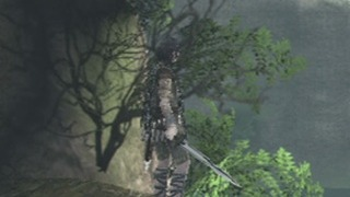 Shadow of the Colossus Gameplay Movie 16