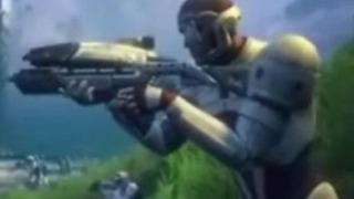 Mass Effect Official Trailer 1