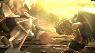 Multiplayer - Kid Icarus: Uprising Gameplay Trailer