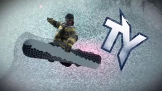 Ty Thorsen - SSX Uber Mondays Trailer