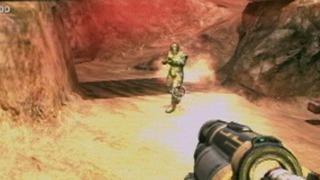 Quake 4 Gameplay Movie 1