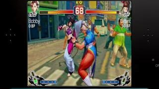 Super Street Fighter IV: 3D Edition Let's Take this Outside Trailer