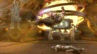 Injustice: Gods Among Us - Batman vs Bane Trailer