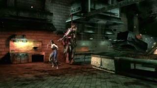 Injustice: Gods Among Us - Wonder Woman vs Harley Quinn Trailer