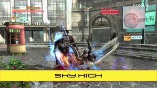Metal Gear Rising: Revengeance - Skills Upgrade Trailer