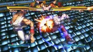 Addictive TV vs. Street Fighter X Tekken gameplay mash-up