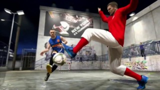 Barclays Premier League - FIFA Street Hits the Streets Trailer