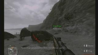 Call of Duty 2 Gameplay Movie 1