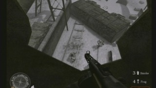 Call of Duty 2 Gameplay Movie 2