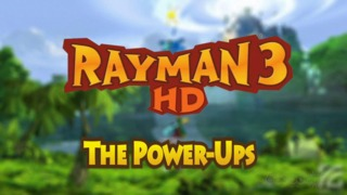 The Power-Ups - Rayman 3 HD Trailer