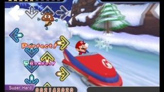 Dance Dance Revolution: Mario Mix Gameplay Movie 5
