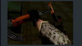 Call of Duty 4: Modern Warfare Gameplay Movie 1