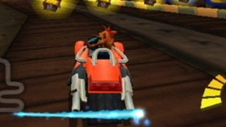 Crash Tag Team Racing Gameplay Movie 2