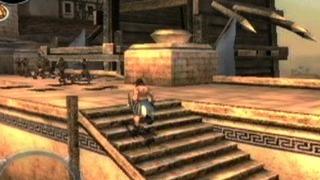 Spartan: Total Warrior Gameplay Movie 2