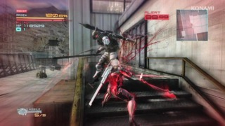 Metal Gear Rising: Revengeance - Ripper Mode Trailer
