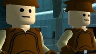 Lego Star Wars Gameplay Movie 1