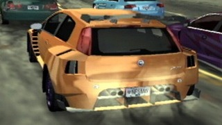 Need for Speed Most Wanted Gameplay Movie 1