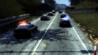 Need for Speed Most Wanted Gameplay Movie 10