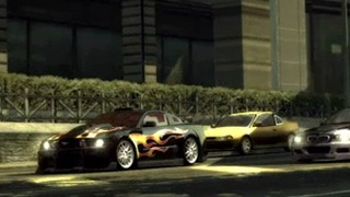 Need for Speed Most Wanted Gameplay Movie 11
