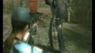 Resident Evil: The Mercenaries 3D Jill and Wesker Trailer