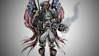 Motorized Patriot - BioShock Infinite Heavy Hitters Part 1 Video