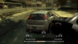 Need for Speed Most Wanted Gameplay Movie 12