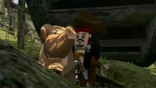 LEGO Pirates of the Caribbean: The Video Game Dead Man's Chest Trailer