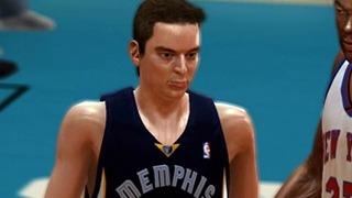 NBA Live 06 Gameplay Movie 2
